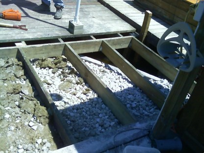 DOCK FRAMING